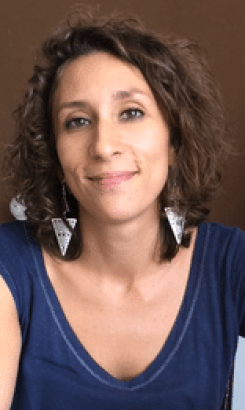 Séverine Sannom, présidente de l'association Sxm Harmony