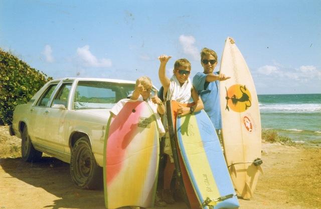 Bonne année 2014 avec SXM Surf Explorer