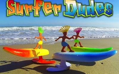 Les SURFER DUDE'S à Saint-Martin