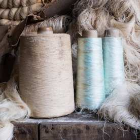 Lonaconing Silk Mill - Raw and Thrown