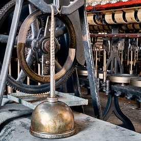 Lonaconing Silk Mill - Rusty Gold