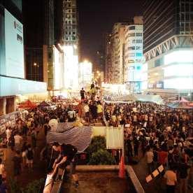 Nathan Road - Mong Kok ©Ryan Moore