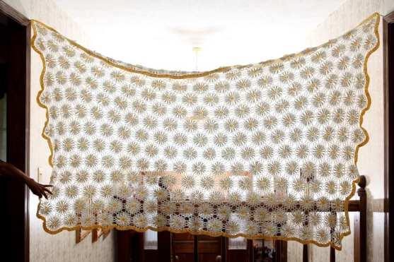 Tablecloth ©Jody Fausett