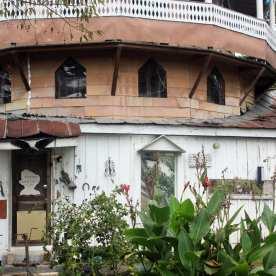 Main Building, Paradise Garden