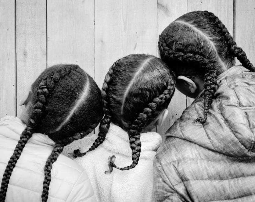 Braids ©Kristen Emack