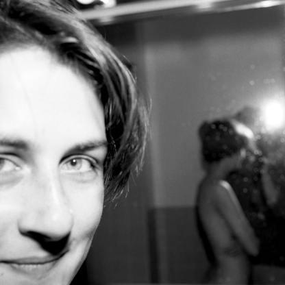 Anne-Marie 1986 ©Jeremiah Dine