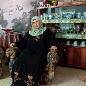 Woman of Nablus ©Sandra Chen Weinstein