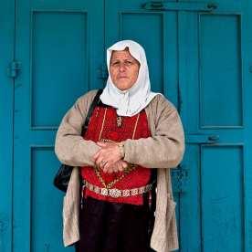 Woman of Bethlehem ©Sandra Chen Weinstein