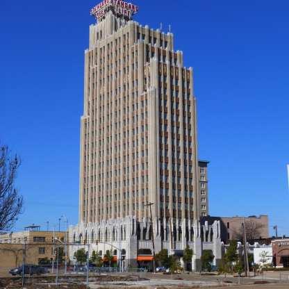 Standard Life Building, Jackson