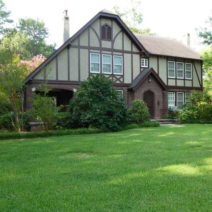 Eudora Welty House and Garden, Bellhaven, Jackson