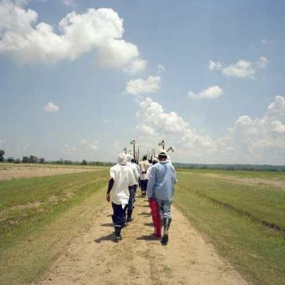 Field Workers, Angola Prison, Louisiana ©Jill Moore