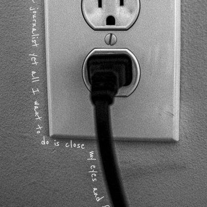 Unplug ©Camille Fine