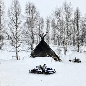 Lapland Journey #9 ©Carole Glauber