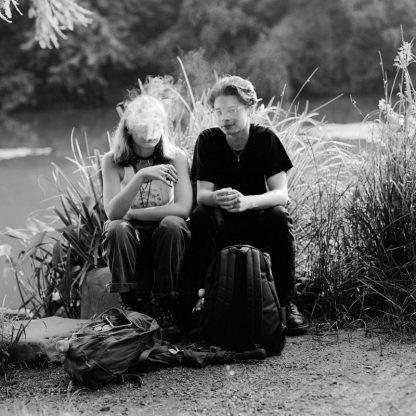 Ella and Aidan, Prospect Park Lakeside, 2021 ©Kent Meister