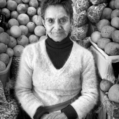 Nocolasa ©Owen Murphy Nobody in the market dressed like her which made her seem out of place where women dress more for selling fruits and vegetables. She radiated a strong sense of who she was that no man would ever be able to challenge.