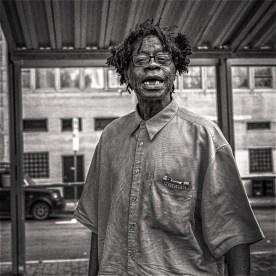 Man Expounding ©Charles Haynes