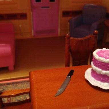 birthday knife