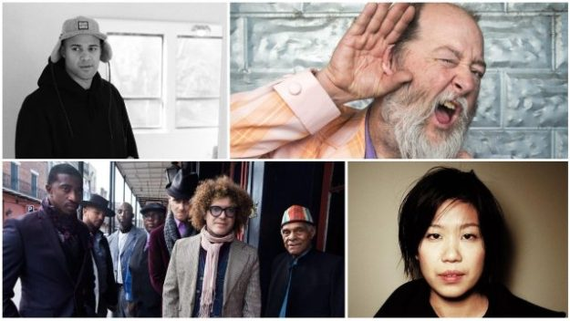 feb28collage2-640x360 SXSW Music Weekly Round-Up: Kurtis Blow, Tinashe, Action Bronson, Nancy Whang, Preservation Hall Jazz Band, & More Festival