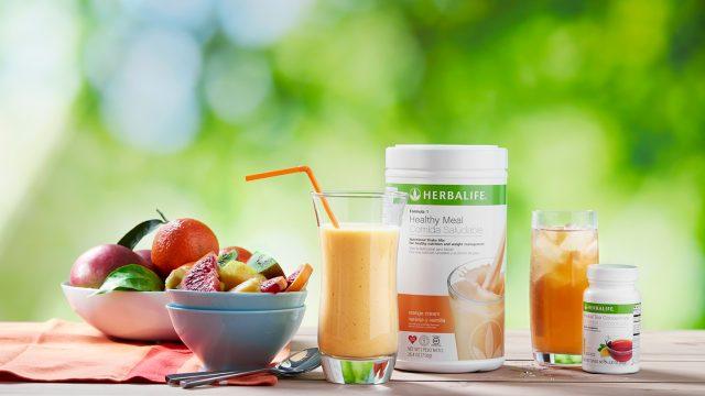 herbalife nutrition brings balanced