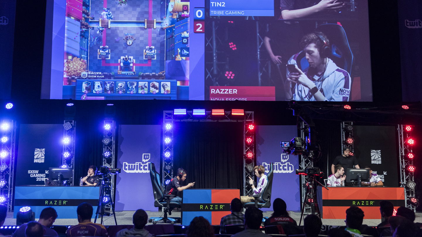 Gaming Expo  SXSW Conference  Festivals