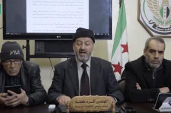 رسالة من الغوطة الشرقية لمجلس الأمن: لقد آن الأوان لأن يجد نظام الأسد الإرهابي من يردعه
