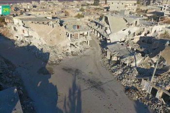 الأسد يصدر مرسوما حول الأبنية التي دمّرها