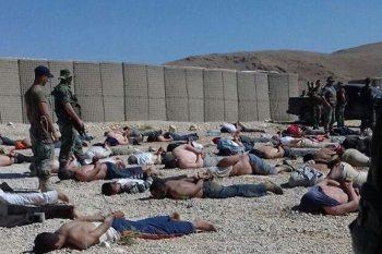"""منظمة """"هيومن رايتس ووتش"""" أكدت في تقرير صادر عنها (الأربعاء في 20 أيلول) العام الفائت، تعرض اللاجئين السوريين في مخيمات عرسال لضغوط كبيرة، بهدف إجبارهم على العودة إلى سوريا."""