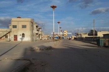 مدينة الصنمين بريف مدينة درعا