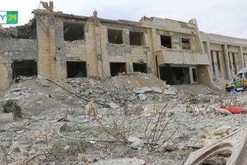 """القيادة العسكرية الروسية وجهت قاعدة """"حميميم"""" للثأر من قتلة الطيار الروسي الذي أسقطت طائرته في إدلب"""