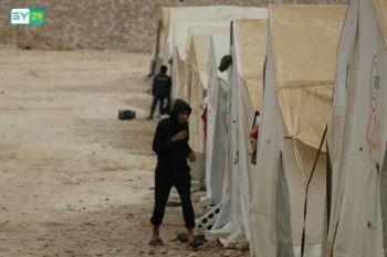 تم انشاء المخيم على نفقة المجلس المحلي باستثناء الخيم، فهي مقدمة من منظمة آفاد التركية