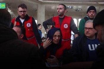 اللجنة الدولية للصليب الأحمر في سوريا