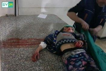 3 مجازر في كلٍ من الغوطة الشرقية وإدلب.. وقتلى مدنيون بألغام في الرقة