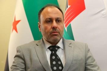 عضو الهيئة السياسية واللجنة القانونية في الائتلاف الوطني ياسر الفرحان