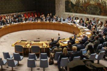 مجلس الأمن يرفض مشروع القرار الروسي حول سوريا