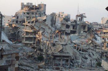 الولايات المتحدة ترفض المشاركة في إعادة المناطق الخاضعة للنظام السوري