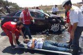 قتيل وجرحى نتيجة حادث سير على طريق دمشق