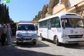 مجلس محافظة حلب يعيد النقل العام للعمل بين ريفي حلب وإدلب