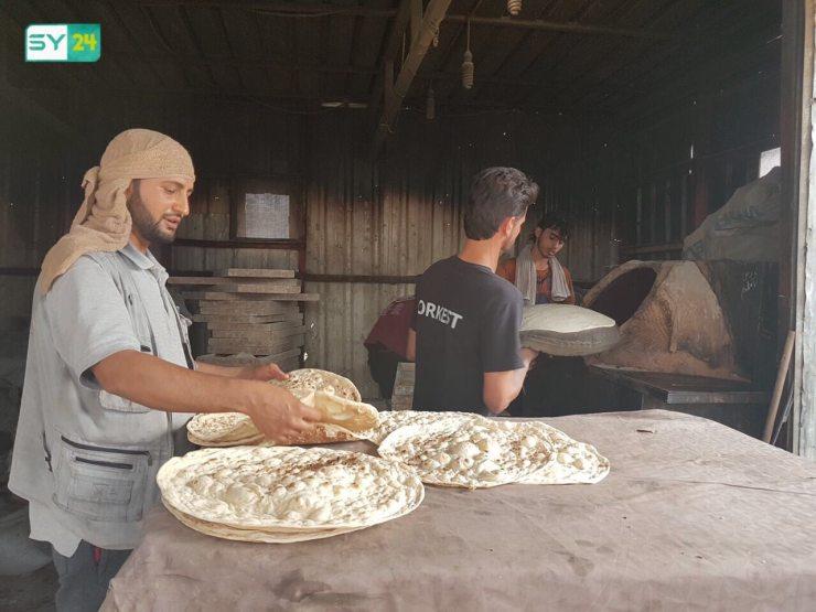 من أجواء رمضان في مدينة الباب