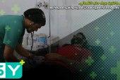 مشفى إخترين بريف حلب الشمالي يواصل تقديم خدماته الطبية لسكان المدينة والقرى المحيطة بها