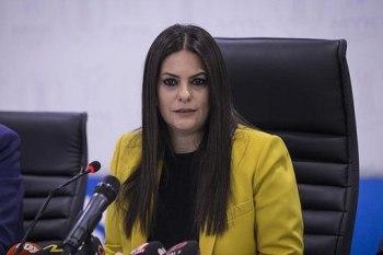 """وزيرة العمل والشؤون الاجتماعية التركي """"جوليدا صاري أرأوغلو"""""""