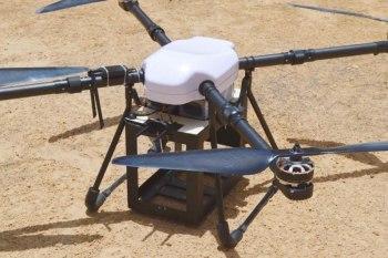 في دبي.. طائرة بدون طيار لإيصال وجبات السحور خلال رمضان