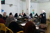 """منظمة """"اليوم التالي"""" تقيم دورة عن الحشد والمناصرة لنساءٍ من ريف إدلب"""