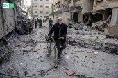 """الأمم المتحدة: نظام الأسد و""""تحرير الشام"""" ارتكبا جرائم حرب في الغوطة"""