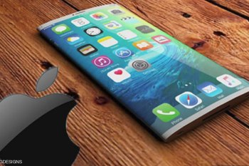 """الشاشة الملتفة..تصميم جديد لـ""""آيفون"""" المستقبلي"""