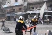 مقتل 3 مدنيين بينهم عنصر من الدفاع المدني بانفجارات في إدلب