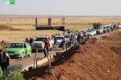 الغارديان: ربع مليون نازح سوري من درعا بلا مأوى