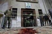 شخص يطلق الرصاص على قاتل ولده داخل القصر العدلي في اللاذقية