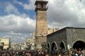 النظام يسيطر على المسجد العمري بدرعا.. شرارة الثورة السورية