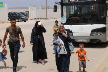 معبر باب الهوى يحدد موعد دخول السوريين في إجازة عيد الأضحى