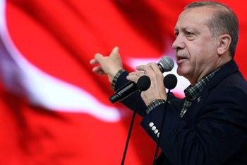 """الرئيس التركي، """"رجب طيب أردوغان"""""""